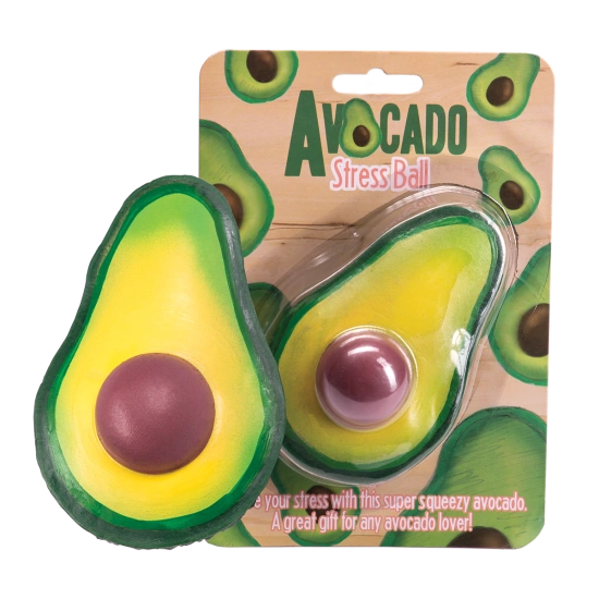 Avocado Stress Reliever