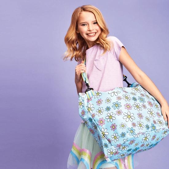 Daisies Weekender Bag