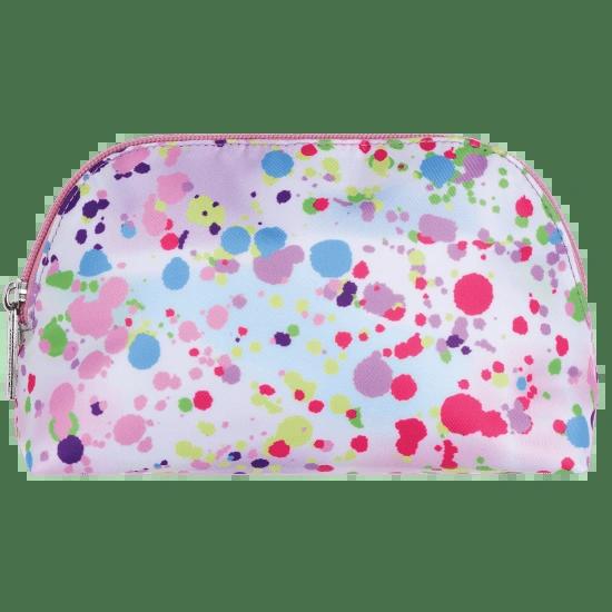 Confetti Oval Cosmetic Bag