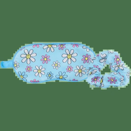Daisies Eye Mask and Scrunchie Set