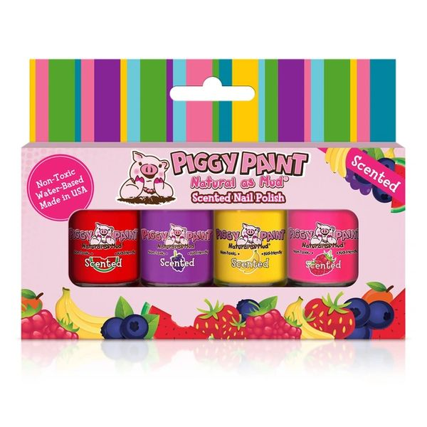 Scented Silly Unicorns Gifts Set - Piggy Paint