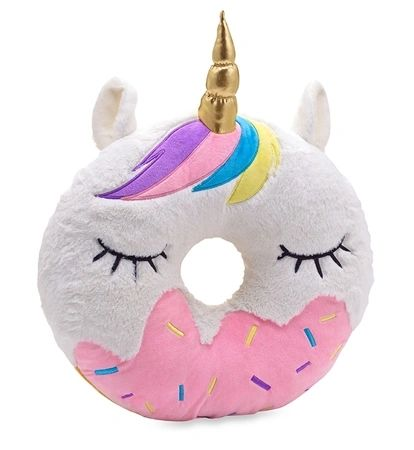 Unicorn Donut Scented Pillows - Top Trenz