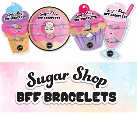 Sugar Shop Stretchy BFF Bracelets