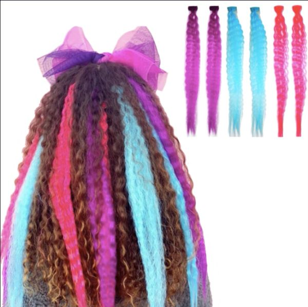TIGHT WAVE 6 PACK CLIP-IN HAIR EXTENSIONS - Magic Manes