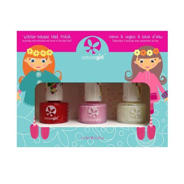 Trio Nail Beauty Kit- Ballerina Beauty