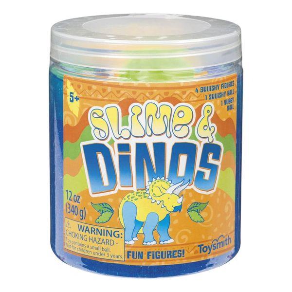 Slime & Dinos