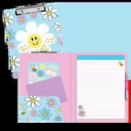 Daisies Clipboard Set