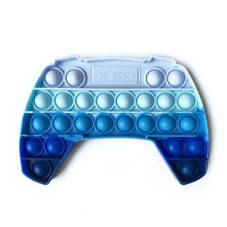 OMG Pop Fidgety - BLUE Ombre Game Controller