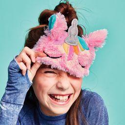 Unicorn Furry Eye Mask
