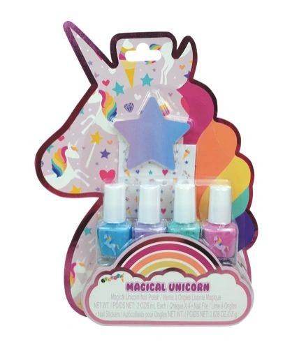 Magical Unicorn Nail Polish Set