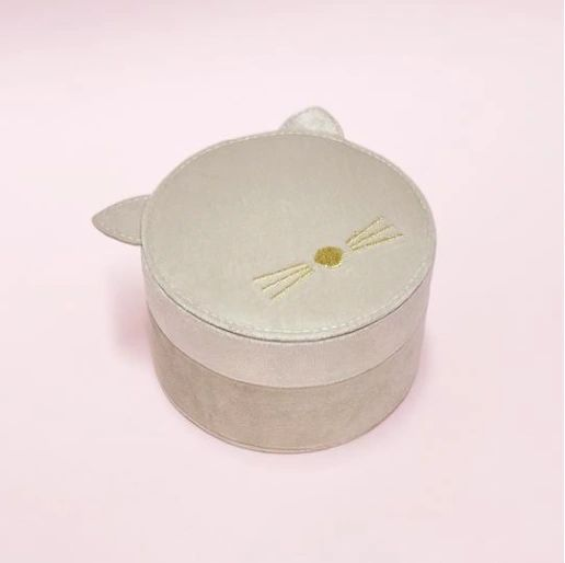 Cleo Cat Jewellery Box - ROCKAHULA KIDS