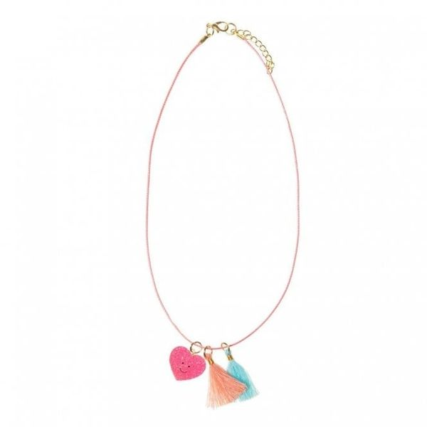 Happy Heart Necklace - ROCKAHULA KIDS