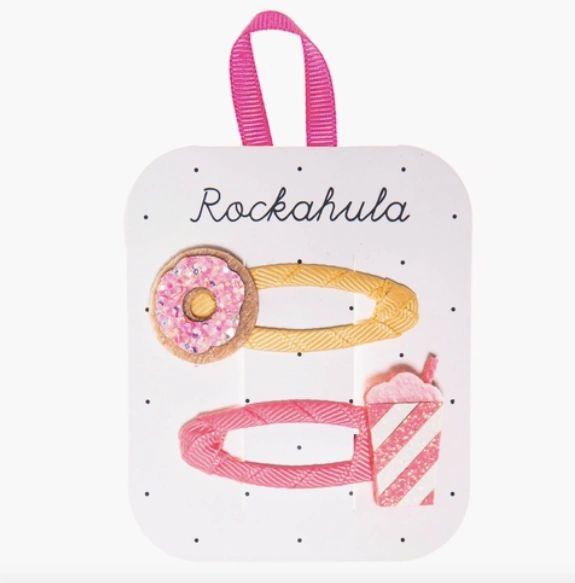 Donut and Milkshake Clips - ROCKAHULA KIDS