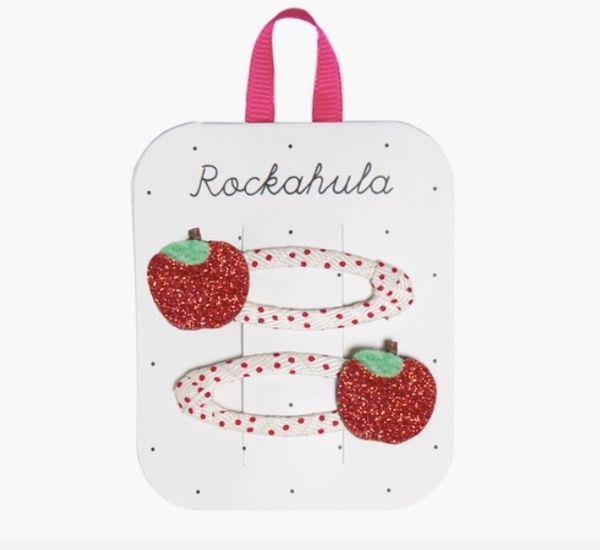 Rosy Apple Clips - ROCKAHULA KIDS