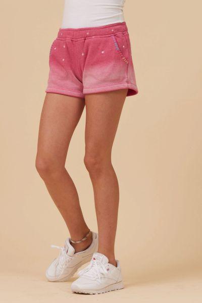 Acid Berry Shorts w/Pocket Stitching - VINTAGE HAVANA KIDS