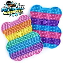 OMG Pop Fidgety - JUMBO XXL Gummies Yummies Bear