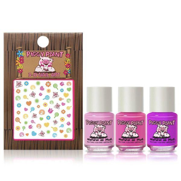 Rainbow Party Kit - Piggy Paint