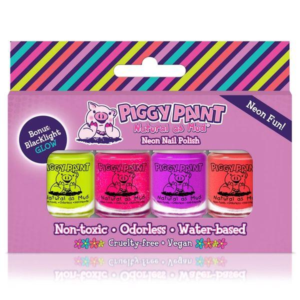 Mini Neon Polish Set - Piggy Paint - SOLD OUT!