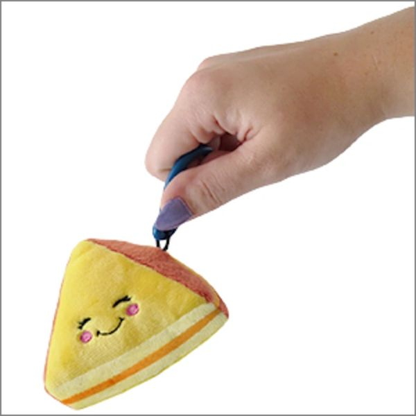 Micro Grilled Cheese