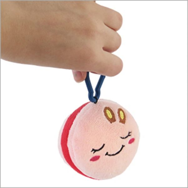Micro Pink Macaron