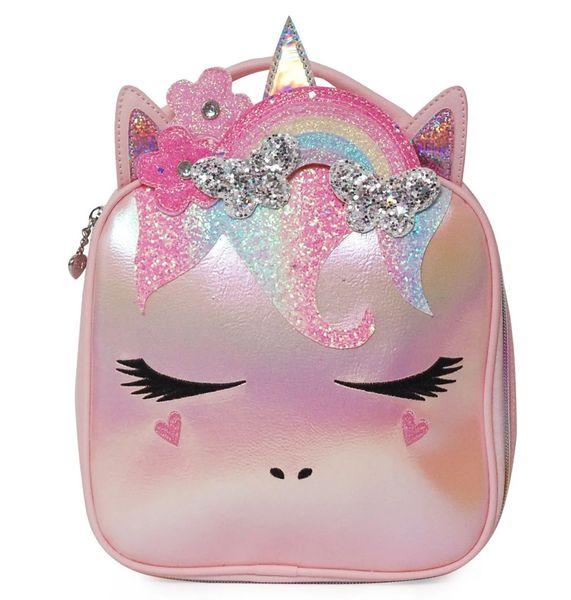 Miss Gwen Rainbow Lunch Bag - OMG ACCESSORIES