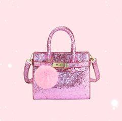 Glitter Baby Birkin Bag