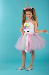 Unicorn Princess Tutu Dress Set