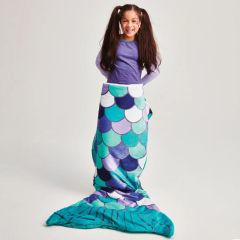 Mermaid Tail Sleeping Bag - ISCREAM