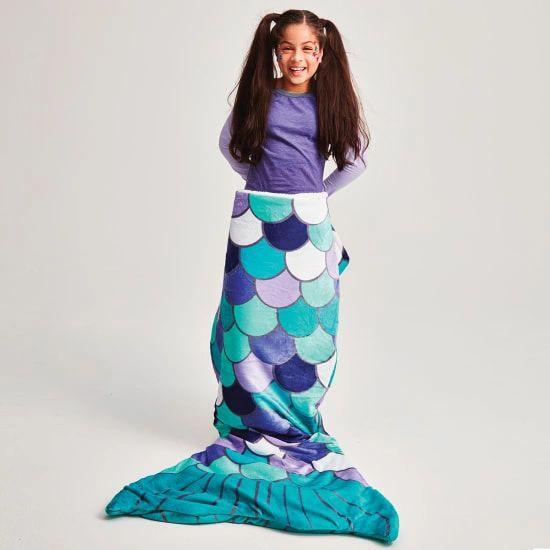 Mermaid Tail Sleeping Bag - ISCREAM