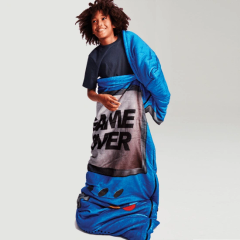 Game Over Sleeping Bag - ISCREAM