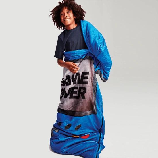 Game Over Sleeping Bag - ISCREAM