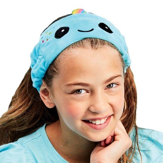 Narwhal Towel Headband