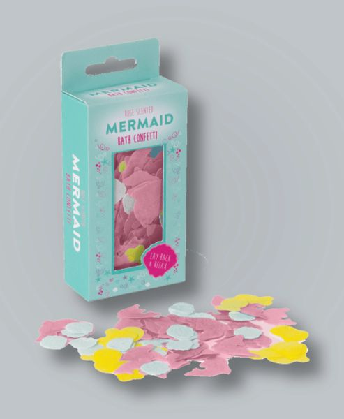 Mermaid Bath Confetti