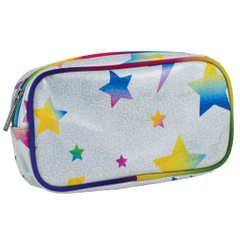 Stars and Lightning Small Cosmetic Bag