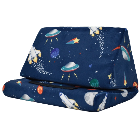 Space Tablet Pillow