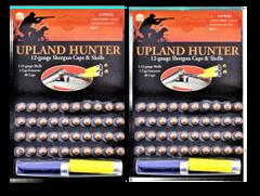 Pack of 2 Single Shot Caps Refill & Shell Gonher & Upland Shotgun Cap Guns