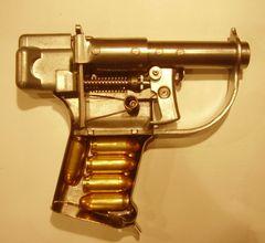 FP-45 Liberator Pistol Advanced Study Model Discontinued