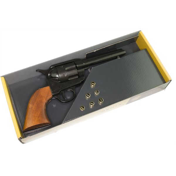 Denix M1873 45 Peacemaker Fast Draw Replica Cap Gun Set