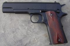 M1911 WWI Issue Colt .45 ACP Caliber Pistol
