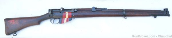 GB883244059 Enfield No. 1 Mk. III SMLE Drill Rifle RFI Indian Ishapore 1971