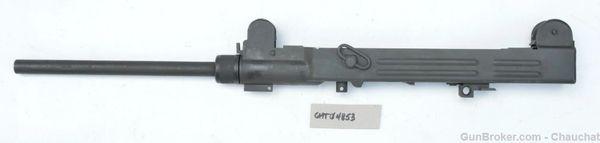 GB884774464 UZI Barreled Receiver Century UC9 9mm Semi-Auto with Sights & Latch