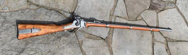 1859 Sharps Military Rifle Denix Non-Firing Replica