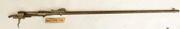 M91 Carcano BRESCIA BB3055 Made in 1897 WWI