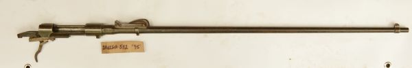 M91 Carcano BRESCIA IK582 Made in 1895 WWI