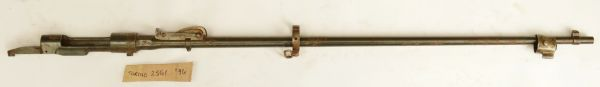 SOLD M91 Carcano TORINO OQ2581 Made in 1896 WWI