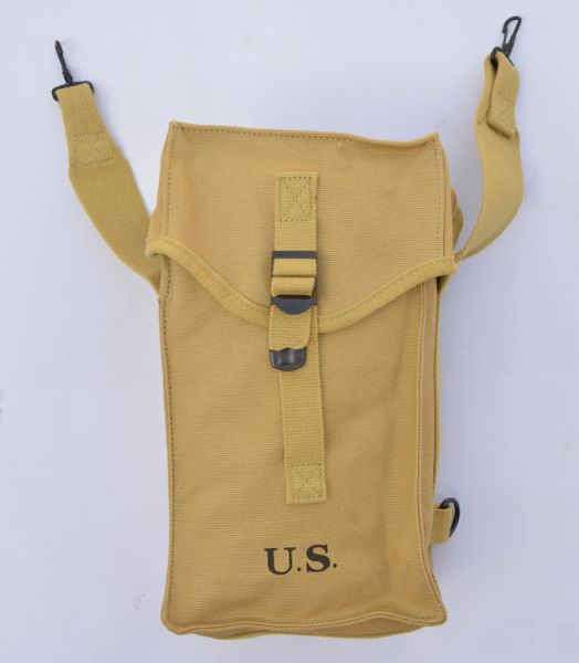 WWII US Army Ammunition Carrying Bag Reproduction