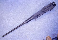 M2 Heavy Barrel 50 Caliber Machine Gun Museum Quality Resin Replica
