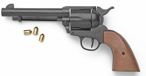 COLT 1873 Blank Firing Frontier Revolver Blued FInish by Bruni