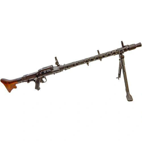 MG 34 (Maschinengewehr 34) Machinegun - Non-Firing Replica
