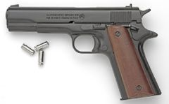 COLT M1911 .45 Automatic Blank Firing Pistol Made in Italy by Bruni